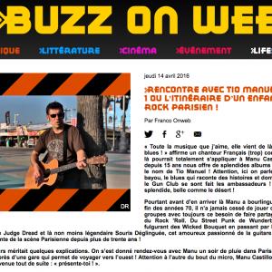 « Rencontre avec Tio Manuel Part 1… » – Buzz on Web