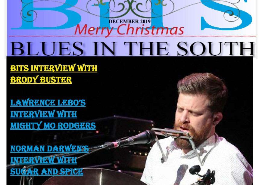 Blues in the south – décembre 2019