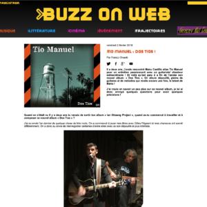 Buzz on web – Tio manuel : dos tios !