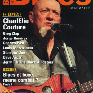 Blues Magazine – Juillet-Août-Septembre 2018