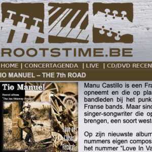 Rootstime.be